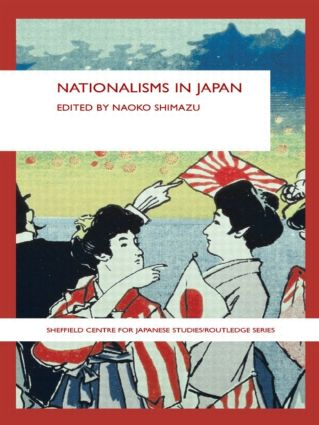 Nationalisms in Japan book cover