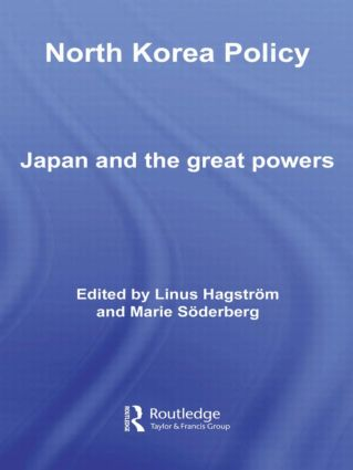 North Korea Policy: Japan and the Great Powers book cover