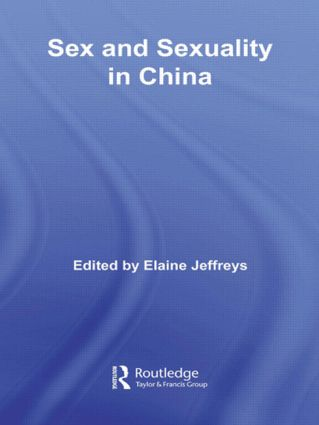 Sex and Sexuality in China (Paperback) book cover