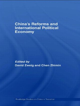 China's Reforms and International Political Economy book cover