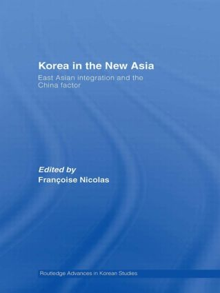 Korea in the New Asia