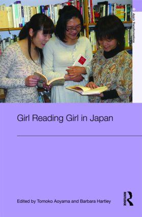Girl Reading Girl in Japan: 1st Edition (Hardback) book cover
