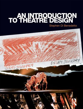 An Introduction to Theatre Design (Paperback) book cover