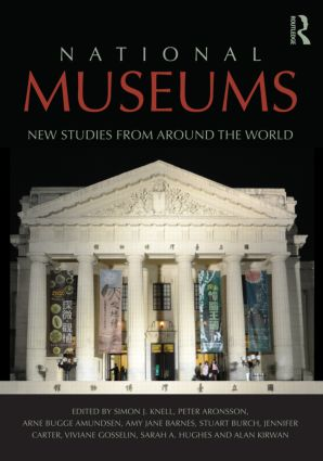 National Museums: New Studies from Around the World (Paperback) book cover