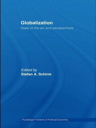 Globalization: State of the Art and Perspectives book cover