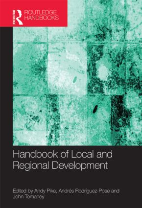 Handbook of Local and Regional Development book cover