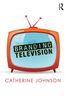 Branding Television (Paperback) book cover