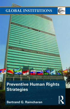Preventive Human Rights Strategies (Paperback) book cover