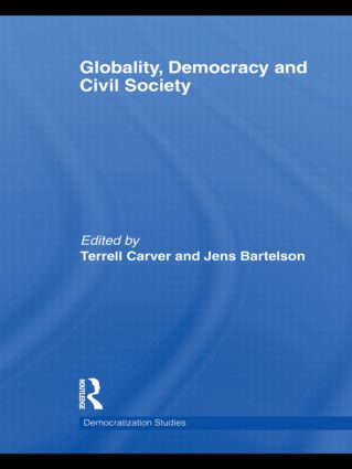Globality, Democracy and Civil Society: 1st Edition (Hardback) book cover