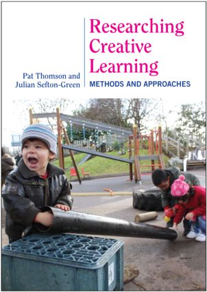 Researching Creative Learning: Methods and Issues (Paperback) book cover