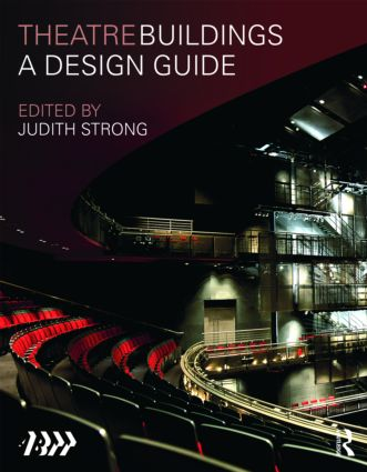Theatre Buildings: A Design Guide, 1st Edition (Hardback) book cover