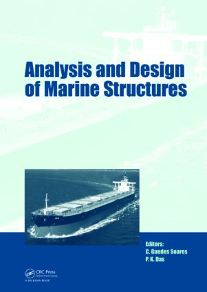 Analysis and Design of Marine Structures: including CD-ROM (e-Book) book cover