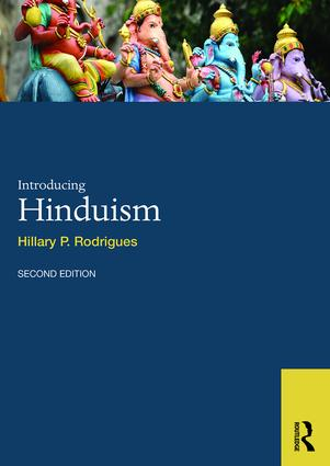 Introducing Hinduism book cover