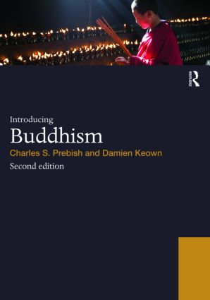 Introducing Buddhism: 2nd Edition (Paperback) book cover