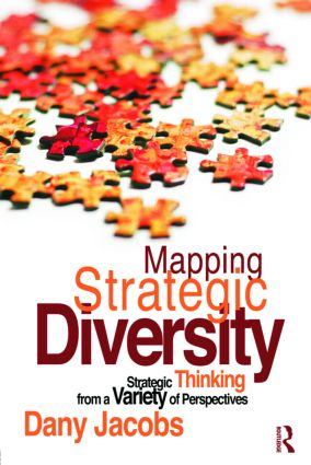 Mapping Strategic Diversity: Strategic Thinking from a Variety of Perspectives, 1st Edition (Paperback) book cover