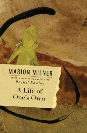 A Life of One's Own (Paperback) book cover