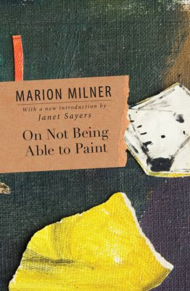 On Not Being Able to Paint (Paperback) book cover
