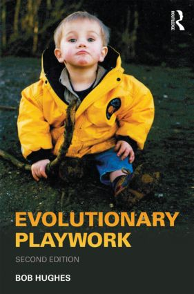 Evolutionary Playwork: 2nd Edition (Paperback) book cover