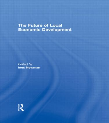 The Future of Local Economic Development (Hardback) book cover