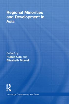 Regional Minorities and Development in Asia (Hardback) book cover
