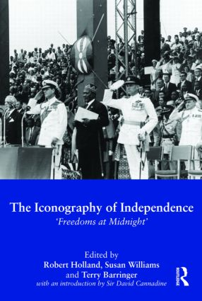 The Iconography of Independence: 'Freedoms at Midnight' (Hardback) book cover