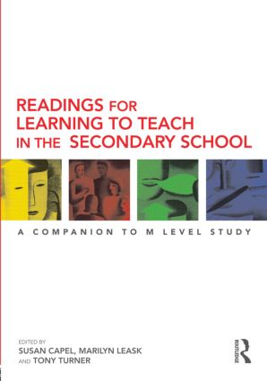 Readings for Learning to Teach in the Secondary School: A Companion to M Level Study book cover