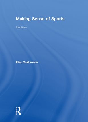 Making Sense of Sports book cover