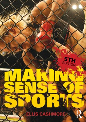 Making Sense of Sports: 5th Edition (Paperback) book cover
