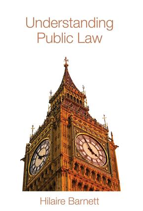 Understanding Public Law (Paperback) book cover
