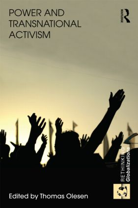 Power and Transnational Activism (Hardback) book cover