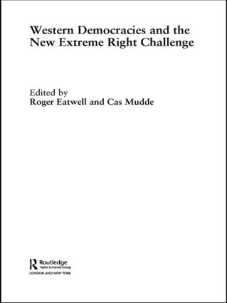 Western Democracies and the New Extreme Right Challenge (Paperback) book cover