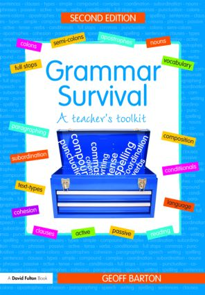 Grammar Survival: A Teacher's Toolkit, 2nd Edition (Paperback) book cover