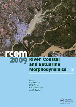 River, Coastal and Estuarine Morphodynamics. RCEM 2009, Two Volume Set: 1st Edition (Hardback) book cover
