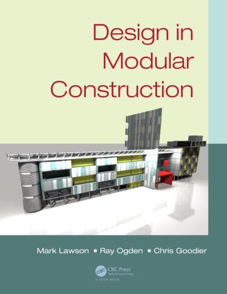 Design in Modular Construction: 1st Edition (Hardback) book cover