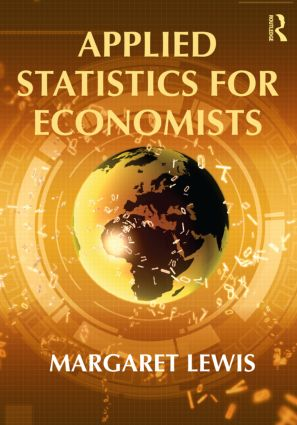 Applied Statistics for Economists: 1st Edition (Paperback) book cover