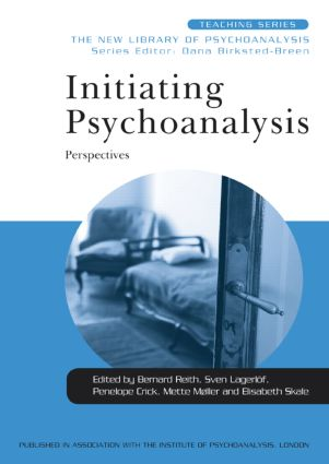 Initiating Psychoanalysis: Perspectives (Paperback) book cover