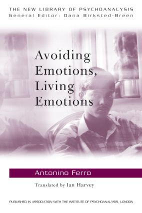 Avoiding Emotions, Living Emotions (Paperback) book cover