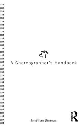 A Choreographer's Handbook (Paperback) book cover