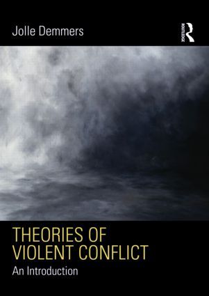 Theories of Violent Conflict: An Introduction (Paperback) book cover
