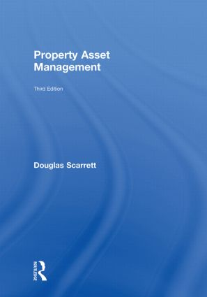 Property Asset Management: 3rd Edition (Hardback) book cover