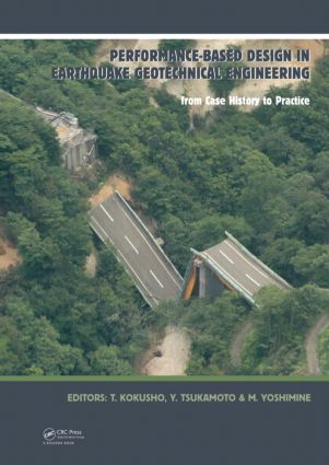 Performance-Based Design in Earthquake Geotechnical Engineering