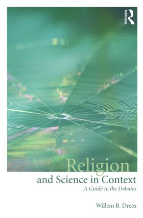 Religion and Science in Context: A Guide to the Debates (Paperback) book cover