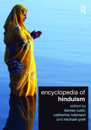Encyclopedia of Hinduism: 1st Edition (Paperback) book cover