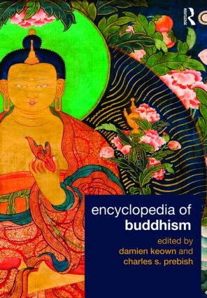Encyclopedia of Buddhism (Paperback) book cover