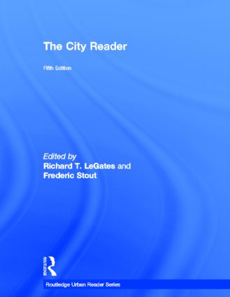 The City Reader book cover