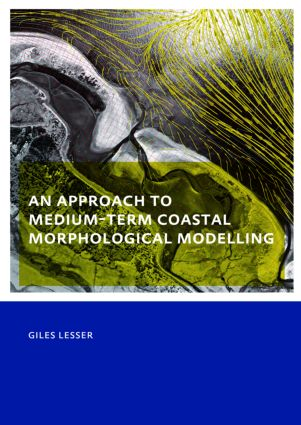 An approach to medium-term coastal morphological modelling: UNESCO-IHE PhD Thesis (Paperback) book cover