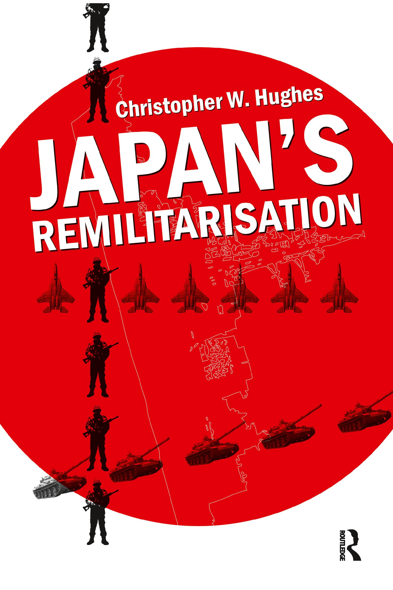 Japan's Remilitarisation (Paperback) book cover