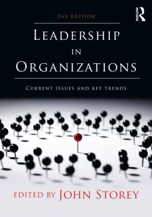 Leadership in Organizations: Current Issues and Key Trends, 2nd Edition (Paperback) book cover