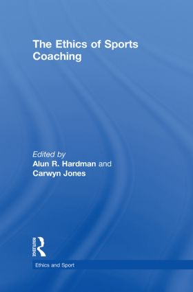 The Ethics of Sports Coaching book cover