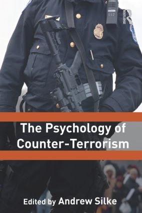 The Psychology of Counter-Terrorism: 1st Edition (Hardback) book cover